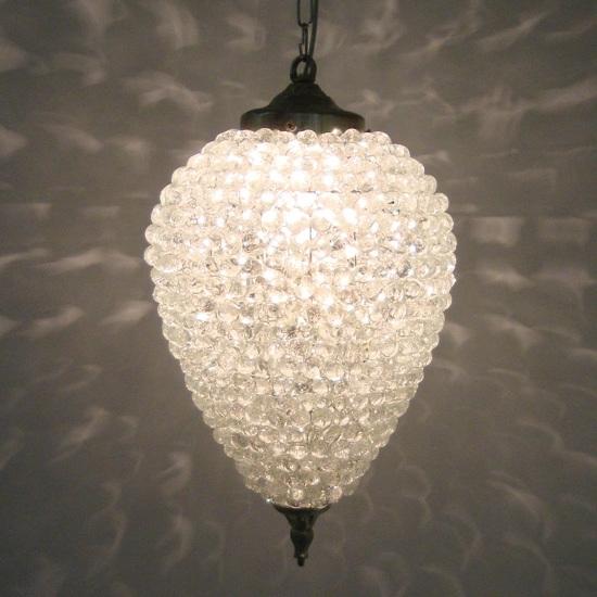 Hanglamp knikker Large