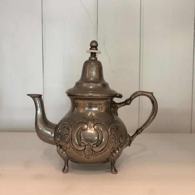 Marokkaanse theepot vintage