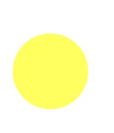 UV-Painting Gel 5ml Pop Art Yellow