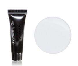 UV-Painting Gel 5ml. Achromatic White