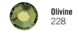 Swarovski Rhinestones 100pcs. Olivier SS 7