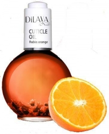 Rubin Orange Cuticle Oil 75ml.
