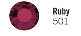 Swarovski Rhinestones 100pcs. Ruby SS7