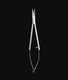 PROFESSIONAL MICRO SCISSORS FOR EYEBROWS MODELING EXPERT 90 TYPE 2 (15 ММ)