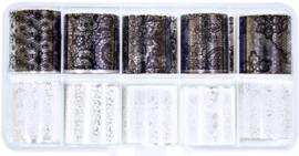 Nail Foil Box