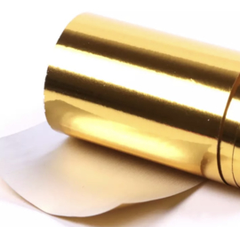 NAIL ART FOLIE 100x4 cm. Gold