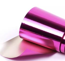 NAIL ART FOLIE 100x4 cm. Rose Purple