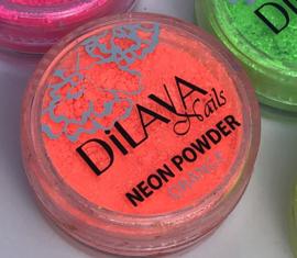 Neon powder Orange