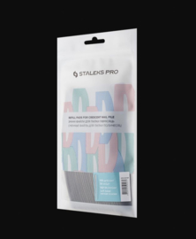REFILL PADS FOR CRESCENT NAIL FILE SOFT BASED 100 GRIT EXPERT 40
