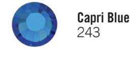 Swarovski Rhinestones 100pcs. Capri Blue SS 7