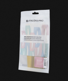 REFILL PADS FOR CRESCENT NAIL FILE THIN 180 GRIT EXPERT 42