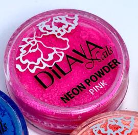 Neon powder Pink