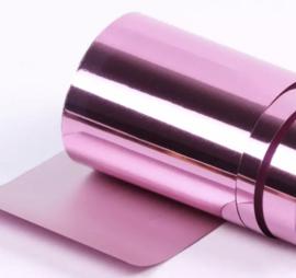 NAIL ART FOLIE 100x4 cm. Pink