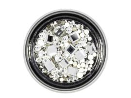 NailArt RhineStones Mix Diamonds