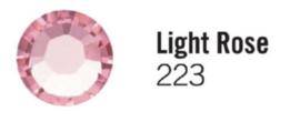 Swarovski Rhinestones 100pcs. Light Rose SS7