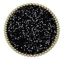 High Covering Black Gels 5ml.