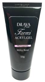 Formi AcrylGel Milky Rose 50g.
