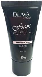 Formi AcrylGel Clear 30g.