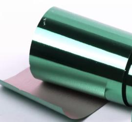 NAIL ART FOLIE 100x4 cm. Green