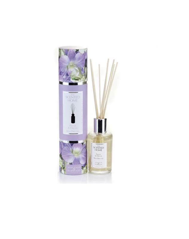 Freesia & Orchid Geurstokjes