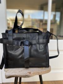 Revival by Leather Design Black Italia