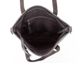 Bag2Bag shopper Madrid zwart