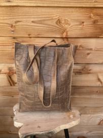 Zita Bag Donkerbruin