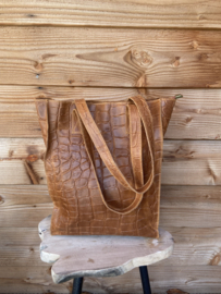 Zita Bag Cognac