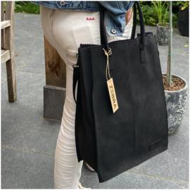 Zebra Trends Kartel Rosa XL Black Laptoptas