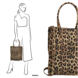 ZebraTrends Kartel Rosa Leopard