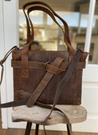 Revival by Leather Design Hunter Brown