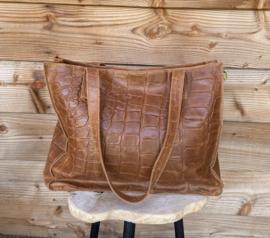 Fabia Bag Cognac