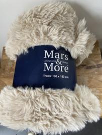 Plaid Mars & More wolwit