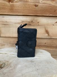 Bag2Bag wallet Madrid black