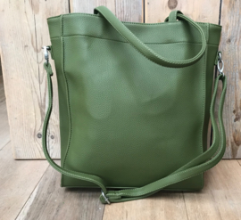Mosgroene shopper