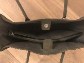 ZebraTrends Kartel Rosa XL Kroko Black