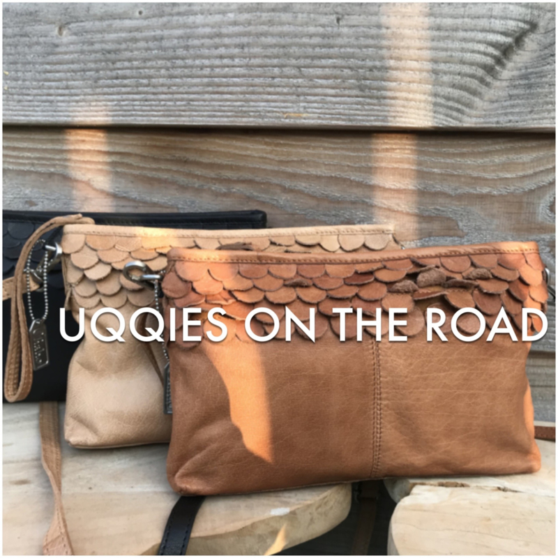 uQQies ON THE ROAD
