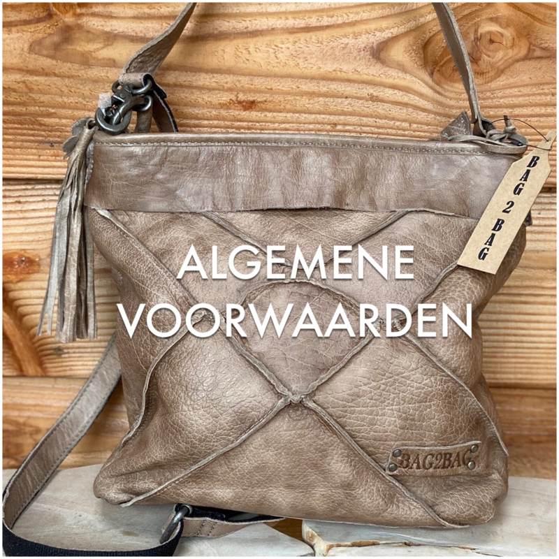 ALGEMENE VOORWAARDEN
