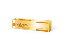 Vetramil Honingzalf 30 Gr Tube