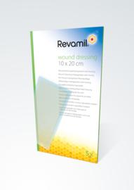 Revamil Wound Dressing 10X20CM 5 stuks