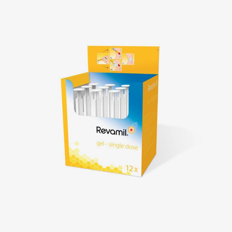 Revamil Single Dose Display 12 stuks