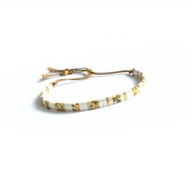 Elegant Summer Tila Armband