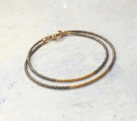 Minimal bracelet Taupe