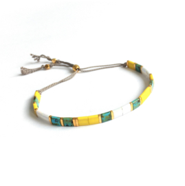 Tropical Tila Armband