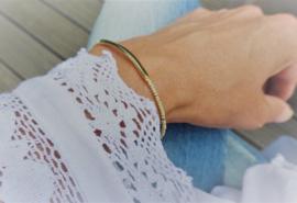 Delikate armband Verguld
