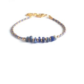 Armband Boho Sodalite Gems
