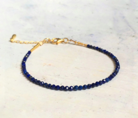 Delicate Blue Lapis Lazuli