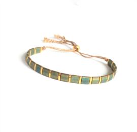 Tila Armband See Green