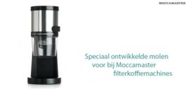 Moccamaster Bonenmolen staand KM4