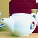 t pot Dilmah  teatime rocks